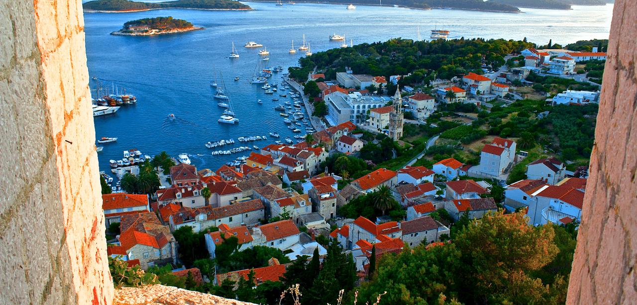 Hvar, Croatia yacht charter