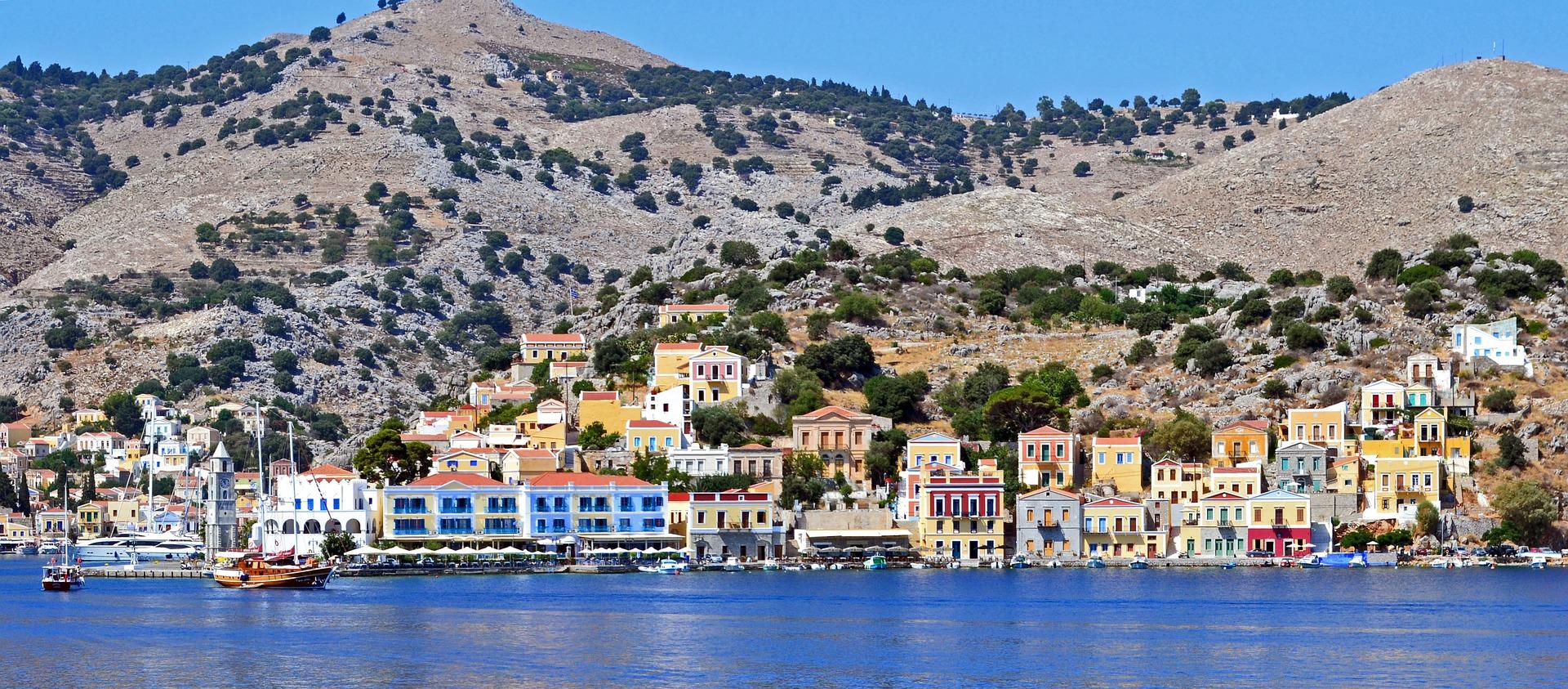 Symi Dodecanese Greece