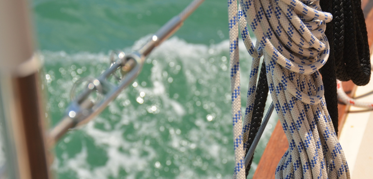 Yacht charter equipment