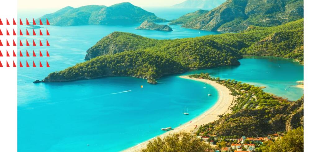Oludeniz Turkey yacht charter