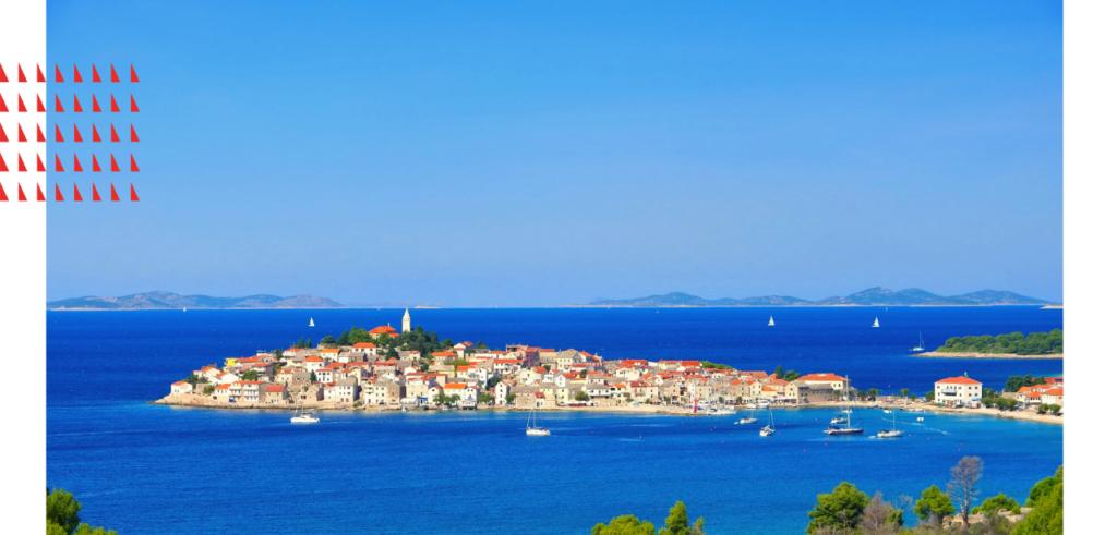 Primosten Croatia yacht charters