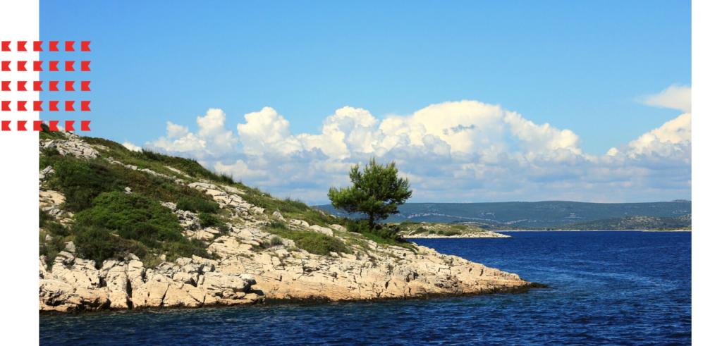 Yacht charter Kornati Islands Croatia